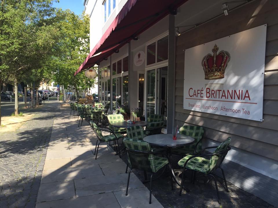 Photo: Café Britannia