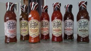 Great British Sauce...the best!